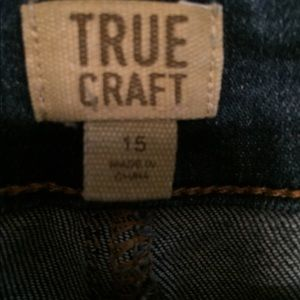 Size 15 true craft jeans